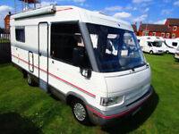 Arca Scout 540 A Class four berth motorhome for sale