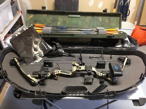 BARELY USED Diamond The Edge Compound Bow