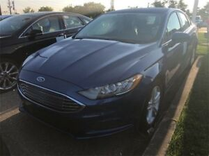 2018 Ford Fusion SEFWD