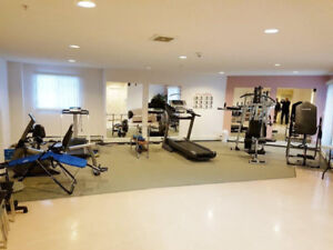 (UN)FURNISHED 2/2 Condo + Gym + View in FORT SASKATCHEWAN