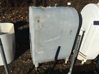Fuel tank - oil tank 100 gallon