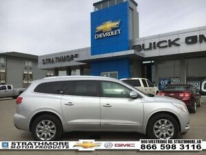 2014 Buick Enclave Leather-AWD-Leather Heated Seats-Sunroof...