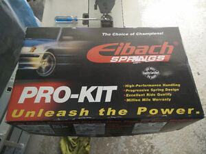 EIBACH PRO-KIT PERFORMANCE SPRINGS for 10-13 Mazda 3 - FOR SALE!