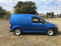 Volkswagen Caddy 1.6 Tdi 75Ps Startline Van EURO 5 DIESEL MANUAL BLUE (2015)