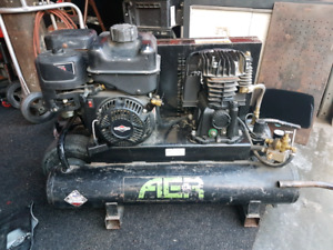 Wheelbarrow compressor