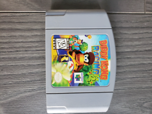 Diddy kong racing pour N64