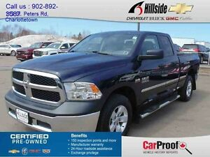 2014 RAM 1500 ST 4X4 HEMI *NEW TIRES*