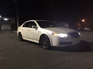 Acura TL 2004 navigation package