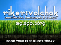 PROFESSIONAL SOD INSTALLATION ONLY $1.25/SQ FT - Fall special