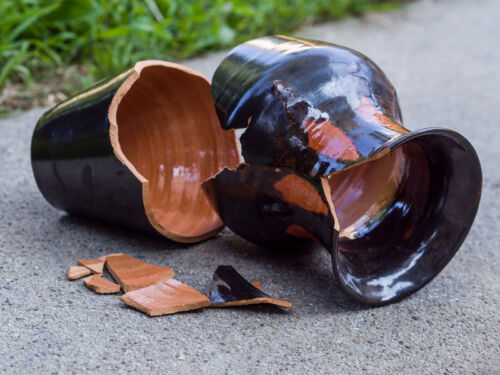 How to Repair Pottery