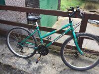 "Ladies mountain bike 18"""