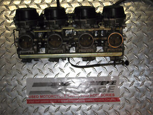 1996 suzuki gsxr-1100 carb,s big 40mm. London Ontario image 2