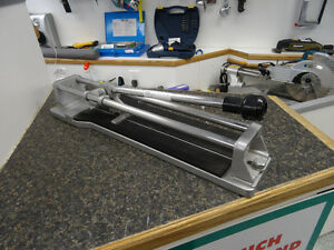 Tile Cutter Peterborough Peterborough Area image 2
