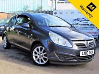 2010 VAUXHALL CORSA 1.4 EXCLUSIV A/C 3D AUTO 98 BHP! P/X WELCOME! 20K MILES ONLY
