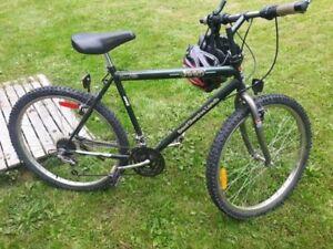 26 inch mountain bike  18 speed