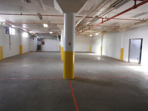 Enclosed Storage for Rent in Edmonton's West End