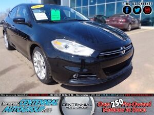 Dodge Dart Limited 2014