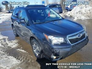2015 Subaru Forester TOURING,2.0 XT TURBO,SUNROOF,AIR,TILT,CRUIS