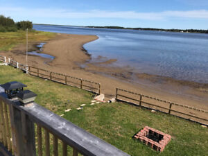 Beachfront cottage in Richibucto N.B.