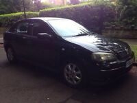 1 owner from new Vauxhall astra 1.6 full service history low millage 63K