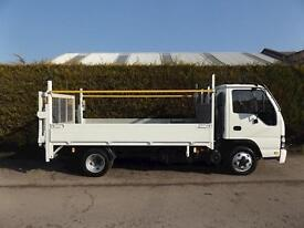 2008 Isuzu NKR Grafter 3.0 DROPSIDE - TAIL LIFT FLATBED