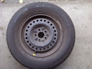 4 All Season 14 inch tires and rims for sale