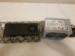 Asus 1060gtx 6gb and 500w psu.......Great Deal.....