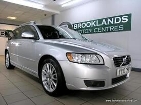 Volvo V50 2.0D SE LUX SPORTSWAGON [6X SERVICES, LEATHER and HEATED SEATS]