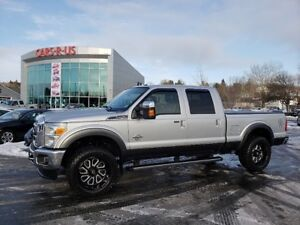 2016 Ford F-250 Lariat Power Stroke Diesel 4x4