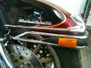 HD Electra Glide Fender Bumpers