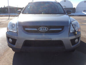 2009 KIA SPORTAGE AWD FULLY SERVICED BUY WITH CONFIDENCE  $5500