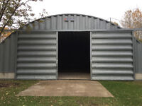 Indoor Storage / Parking for Cars, Trucks, Boats, RV's, etc.