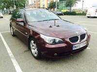 BMW 520 2.0TD 2007 MY d SE Touring