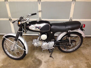looking for a white honda s90 1965-66, also looking for z50,ct70