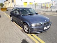 2001 BMW 3 Series 1.9 318i SE 4dr