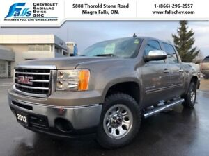 2012 GMC Sierra 1500   CREW,V8,ONE OWNER,LOCAL TRADE