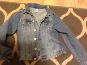 Girls H&M Jean Jacket