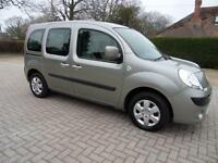 Renault Kangoo Expression Automatic Wheelchair Disability Adapted WAV Car
