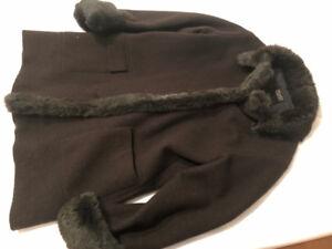 Manteau d'automne HILLARY RADLEY pour femme Taille 6