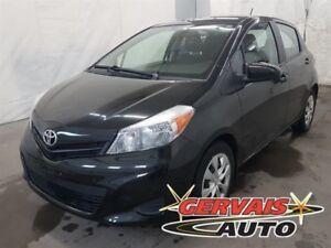 Toyota Yaris LE A/C Bluetooth 2014