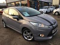 Ford Fiesta 1.6TDCi ( 95ps ) 2011 Zetec S 45624 MILES*** FULL SERVICE HISTORY***