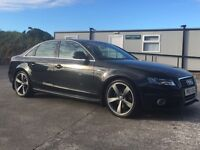 2009 AUDI A4 S LINE 2.0 TDI **LOW MILES** FULL MOT IMMACULATE