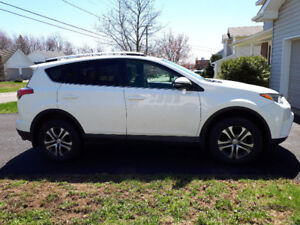 2016 Rav4 - lease takeover - 2 years 9 months left