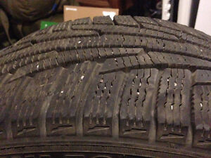 Winter Tire set - Cold Lake Edmonton Edmonton Area image 3