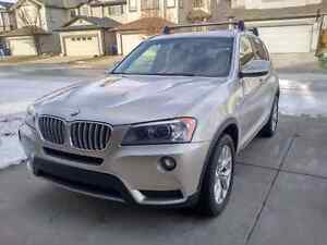 2014 BMW X3 loaded with features - Price Reduced!