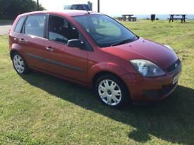 Ford Fiesta 1.25 2007.25MY Style Climate automatic