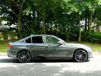 "2013 BMW 320 2.0TD d Efficient Dynamics WITH 20"" WHEELS+M PERFORMANCE PACK"