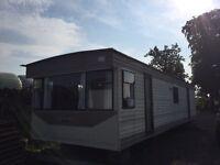 Static caravan 34x10