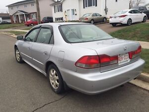 2002 Honda Accord Limited Edition