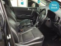 2016 Kia Sportage 2.0 CRDi KX-4 5dr - SUV 5 Seats SUV Diesel Manual